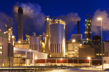 Paper and pulp mills